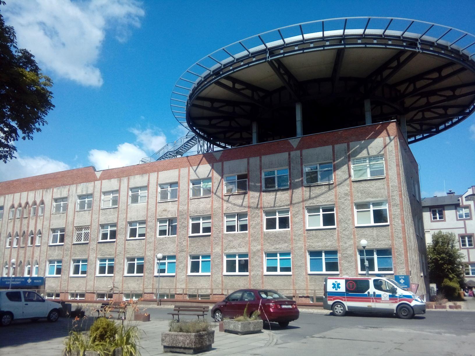 Szpital Zielona Góra